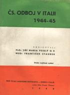 Čs. odboj v Italii 1944-45