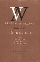 Překlady 1. Poe, Rimbaud, Mallarmé, Baudelaire