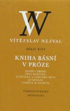 Kniha básní v próze
