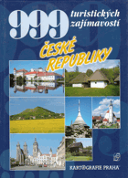 999 turistických zajímavostí České republiky
