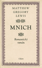 Mnich - romantický román