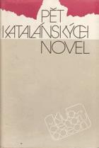 Pět katalánských novel ČESKY