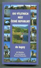 100 výletních míst České republiky do kapsy