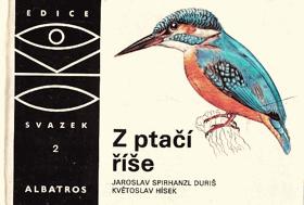 Z ptačí říše - Pro čtenáře od 9 let ORNITOLOGIE