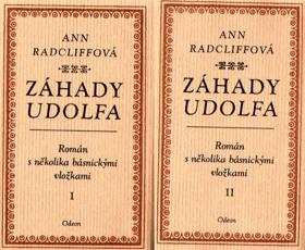 Záhady Udolfa sv. 1 - 2 (román s několika básnickými vložkami)