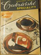 Cukrářské speciality CUKRÁŘSTVÍ