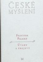 Úvahy a projevy - z české literatury, historie a politiky