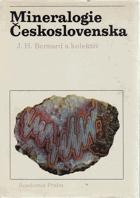 Mineralogie Československa - bez obalu