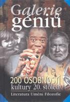 Galerie géniů, 200 osobností kultury 20. století, literatura, umění, filozofie