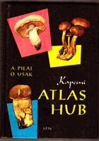 Kapesní atlas hub - Pomocná kniha pro zákl. devítileté školy, stř. všeobec. vzdělávací a ...