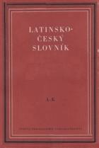 Latinsko-český slovník I-II.