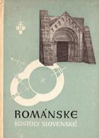 Slovenské kostoly románské SLOVENSKY