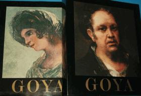 Goya 1746-1828 POUZE I DÍL