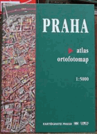 PRAHA - atlas ortofotomap