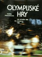 Olympijské hry - od Athén 1896 po Moskvu 1980 BEZ OBÁLKY !!!