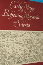 Early maps of Bohemia, Moravia and Silesia BEZ OBÁLKY! MORAVA SLEZSKO!