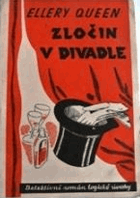 Zločin v divadle - (The Roman Hat Mystery) - Detektivní román