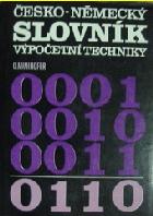Česko-německý slovník výpočetní techniky