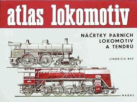 Atlas lokomotiv. Náčrtky parních lokomotiv a tendrů
