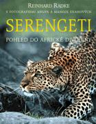 Serengeti - pohled do africké divočiny