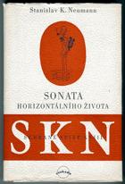 Sonáta horizontálního života - básně 1935-1936 BEZ OBALU !!!
