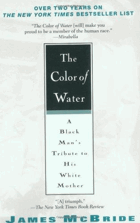 The color of water - a black man's tribute to his white mother