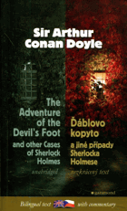 The adventure of the devil's foot and other cases of Sherlock Holmes - Ďáblovo kopyto a jiné ...