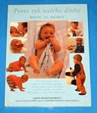 Péče o dítě - První rok vašeho dítěte měsíc po měsíci
