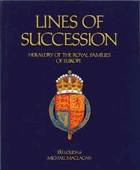 Lines of succession - heraldry of the royal families of Europe