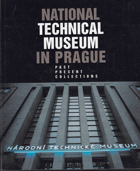 National technical museum in Prague. Past present collections