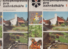 2SVAZKY Encyklopedie pro zahrádkáře I - II
