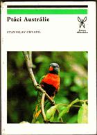 Ptáci Austrálie ORNITOLOGIE