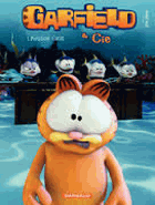 Garfield - Poisson chat