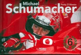 Michael Schumacher 1994, 1995, 2000, 2001, 2002, 2003 FORMULE 1