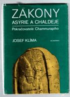 Zákony Asýrie a Chaldeje - pokračovatelé Chammurapiho
