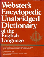 Webster's unabridged dictionary of the English language