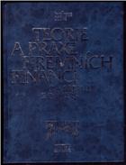 Teorie a praxe firemních financí.