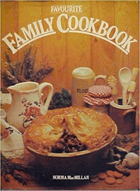 Favourite family cookbook