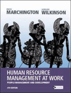 Human Resource Management at Work. People Management and Development HR
