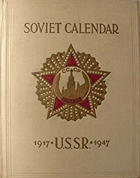 Calendar 1917-1947 - thirty years of the Soviet state