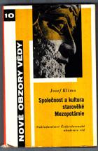 Společnost a kultura starověké Mezopotámie