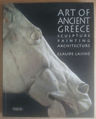 Art of ancient Greece - sculpture, painting, architecture.