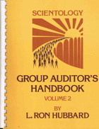 Group auditor´s handbook I-II