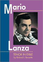 Mario Lanza - tenor in exile.