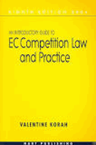 An introductory guide to EC competition law and practice