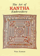 The art of kantha embroidery.