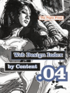 Web Design Index by Content .04 VČ CD!