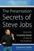The presentation secrets of Steve Jobs - how to be insanely great in front of any audience.