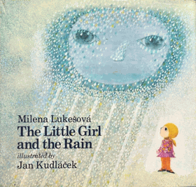 The little girl and the rain.