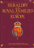 Heraldry of the royal families of Europe.